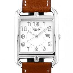 ケープコッド エルメス HERMES ケープコッド W043638WW00 シルバー文字盤 新品 腕時計 レディース