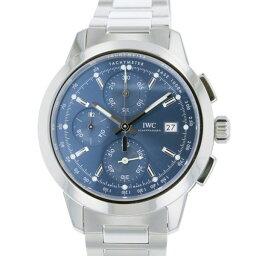 IWC インヂュニア 腕時計(メンズ) IWC IWC インヂュニア クロノグラフ IW380802 ブルー文字盤 メンズ 腕時計 【新品】