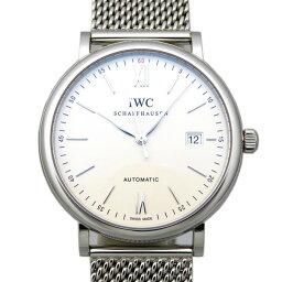 IWC ポートフィノ 腕時計(メンズ) IWC IWC ポートフィノ IW356505 シルバー文字盤 メンズ 腕時計 【新品】