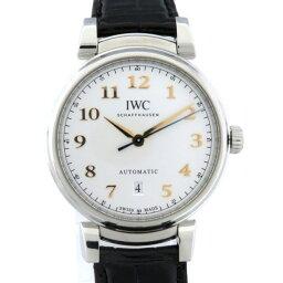IWC ダ ヴィンチ 腕時計(メンズ) アイ・ダブリュ・シー IWC ダ・ヴィンチ オートマティック IW356601 ホワイト文字盤 メンズ 腕時計 【新品】