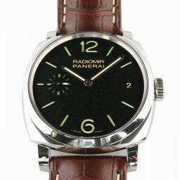 ラジオミール 腕時計(メンズ) パネライ PANERAI ラジオミール 1940 3デイズ PAM00514 ブラック文字盤 メンズ 腕時計 【新品】