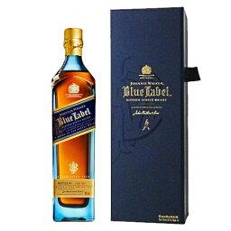 ジョニーウォーカーブルーラベル ウイスキー ウイスキー ジョニーウォーカー ブルー ラベル 正規品 750ml (70515) 洋酒 Whisky(32-2)