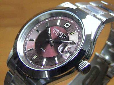 スイスミリタリー 腕時計 エレガントプレミアム ML305 メンズ 【安心の正規輸入品】