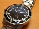 ジン 腕時計(メンズ) ジン 腕時計 Sinn 703 EZM3 FMジン腕時計 特殊オイル、脱湿気の孤高した独自技術