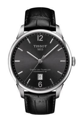 ティソ TISSOT 腕時計 CHEMIN DES TOURELLES (シャミン・ドゥ・トゥレル) パワーマティック80 メンズ T099.407.16.447.00 【正規輸入品】 分割払いもOKです