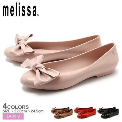 MELISSA メリッサ パンプス 全4色メリッサ ドール FEM II AD MELISSA DOLL FEM II AD32313 01276 16327 01371 01003 レディース ラバー| 靴 シューズ ブランド 女性 くつ おしゃれ かわいい 可愛い 雨 リボン