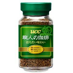 UCC 職人の珈琲 ほろ苦い味わい [UCC]職人の珈琲 ほろ苦い味わい 瓶 90g