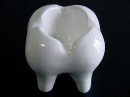 歯の灰皿 インテリア雑貨 おもしろ雑貨 歯の灰皿 デンタルトレイL