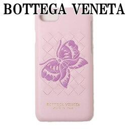 ボッテガヴェネタ スマホケース ボッテガヴェネタ iPhone7 スマホケース ケース スマホカバー アイフォン レディース ピンク BOTTEGAVENETA 496541-VCL61-5881 ブランド 人気