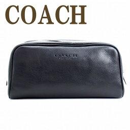 クラッチバッグ コーチ バッグ COACH コーチ メンズ セカンドバッグ クラッチバッグ アウトレット トラベル セカンドポーチ ウィークエンド レザー 93445BLK ブランド 人気