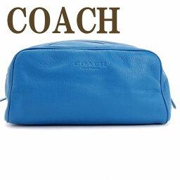 セカンドバッグ コーチ バッグ COACH コーチ メンズ セカンドバッグ クラッチバッグ アウトレット トラベル セカンドポーチ ウィークエンド レザー 93445DEN ブランド 人気