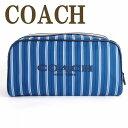 セカンドバッグ コーチ バッグ COACH コーチ メンズ セカンドバッグ クラッチバッグ アウトレット トラベル セカンドポーチ ストライプ 93446DY8 ブランド 人気