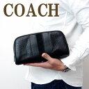 セカンドバッグ コーチ バッグ COACH メンズ セカンドバッグ クラッチバッグ ポーチ 21387BLK ブランド 人気