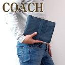 セカンドバッグ コーチ COACH バッグ メンズ セカンドバッグ クラッチバッグ ポーチ セカンドポーチ 22499BLK ブランド 人気