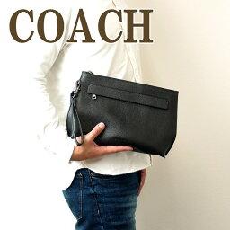 セカンドバッグ コーチ COACH メンズ バッグ セカンドバッグ クラッチバッグ ポーチ セカンドポーチ 28614BLK ブランド 人気