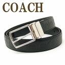 コーチ ビジネスベルト メンズ コーチ ベルト メンズ COACH レザー 55158BLK ブランド 人気 誕生日 プレゼント ギフト