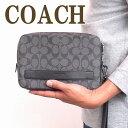 セカンドバッグ コーチ バッグ メンズ セカンドバッグ COACH クラッチバッグ 財布 セカンドポーチ 58541CQBK ブランド 人気 誕生日 プレゼント ギフト
