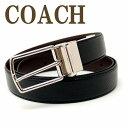 コーチ 革ベルト メンズ コーチ ベルト メンズ COACH レザー 59116AQ0 ブランド 人気 誕生日 プレゼント ギフト