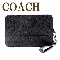 セカンドバッグ コーチ COACH バッグ メンズ セカンドバッグ クラッチバッグ 財布 セカンドポーチ 59117BLK ブランド 人気 誕生日 プレゼント ギフト