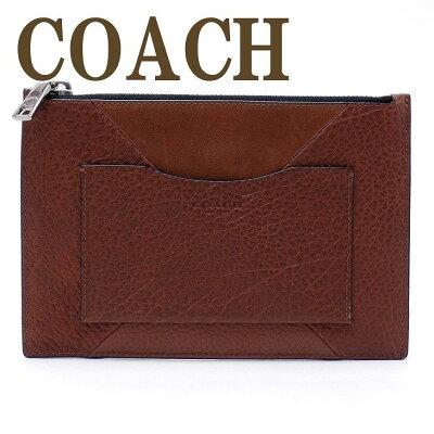 コーチ COACH バッグ メンズ セカンドバッグ クラッチバッグ ポーチ セカンドポーチ 66270CWH ブランド 人気