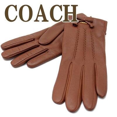 ae2c20b4b8f2 コーチ COACH グローブ 手袋 レザー レディース 32708SAD ブランド 人気