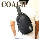 コーチ メッセンジャーバッグ メンズ コーチ COACH バッグ メンズ ショルダーバッグ 斜め掛け ワンショルダー Cロゴ レザー 89910QBNI9 ブランド 人気
