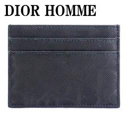 ディオール トロッター 財布(レディース) ディオールオム DIOR HOMME メンズ 財布 カードケース トロッター 2DLCH001DNN-900 ブランド