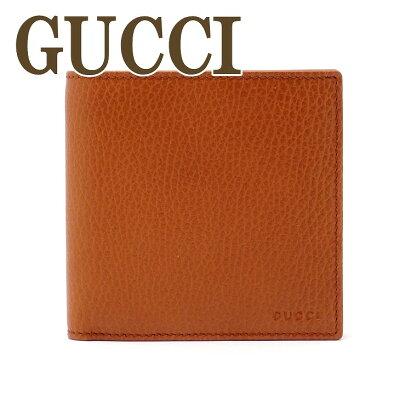 グッチ 財布 メンズ グッチ GUCCI 二つ折り財布 レザー 150413-CAO0N-7614 ブランド 人気