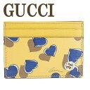 グッチ 定期入れ グッチ カードケース GUCCI グッチ パスケース 定期入れ ハート GG 334483-AV61G-7309 ブランド 人気