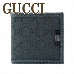 グッチ 財布(メンズ) グッチ GUCCI 財布 二つ折り財布 メンズ 新作 小銭入れ付 150413-G1XWN-8615 ブランド 人気