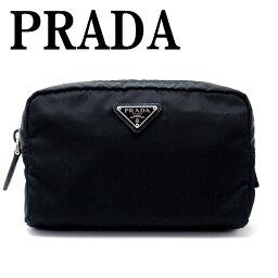 プラダ シガレットケース プラダ PRADA ポーチ コスメポーチ 化粧ポーチ 小物 ロゴ 1NA021-2BQP-F0002 ブランド 人気