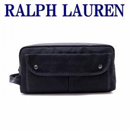ラルフローレン ポロ ラルフローレン バッグ メンズ セカンドバッグ RALPH LAURENクラッチバッグ セカンドポーチ レザー製 RL-4056-2338-8002 誕生日 プレゼント ギフト