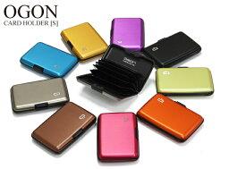 オゴン OGON CARD HOLDER S/オゴン カードホルダー Sサイズカードケース 名刺入れ【あす楽対応_東海】