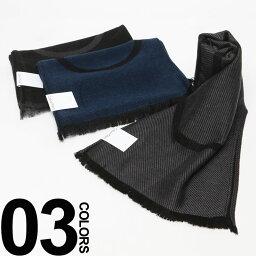 カルバンクライン カルバンクライン Calvin Klein ロゴ フリンジ付き マフラー ブランド メンズ ビジネス 紳士 CKHKC73621F1