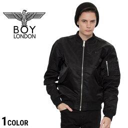 ボーイロンドン BOY LONDON (ボーイロンドン) バック ロゴ ブルゾン MA-1 メンズ カジュアル 男性 メンズファッション アウター ジャケット 【MA1】