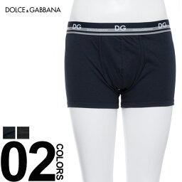 ドルチェ&ガッバーナ ドルチェ&ガッバーナ DOLCE&GABBANA ドルガバ ボクサーパンツ ブランド メンズ 肌着 アンダーウェア DGN4B55JFUECH