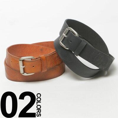 ディーゼル DIESEL レザー ロゴ型押し ピンバックル ベルト ブランド メンズ DSX04713P0759 雑貨