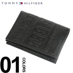 64db64055e63 楽天市場で購入する. トミーヒルフィガー トミーヒルフィガー TOMMY HILFIGER パスケース カードケース 名刺入れ 定期入れ レザー 型
